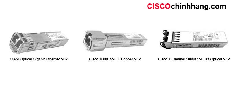 Hình ảnh các loại Module Quang Cisco 1GB | GLC-EX-SMD