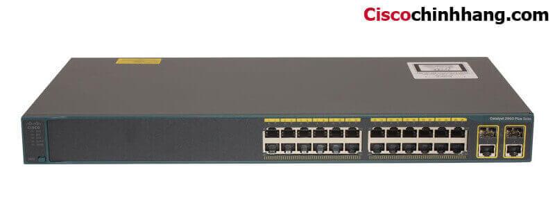 Switch Cisco Catalyst WS-C2960+24TC-S