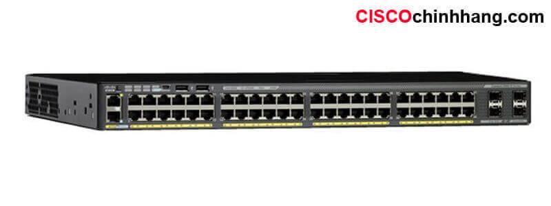 Cisco Catalyst WS-C2960X-48LPS-L
