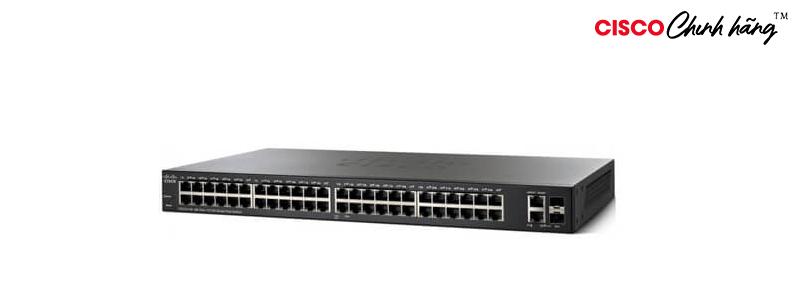 SF250-48-K9-EU Cisco SF250-48 48-Port 10/100 Smart Switch