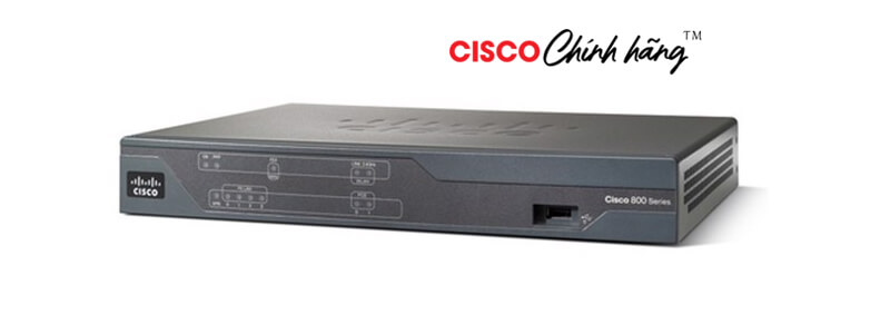 CISCO881-K9 Cisco 881 Ethernet Sec Router