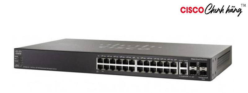 SG500-28MPP-K9-G5 SG500-28MPP28-p GB MaxPoE+StackablManagdSwitc REMANUFACTURED