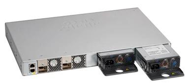 Hình 4: Hình ảnh PWR-C5-125WAC/2 khi được gắn vào Switch Cisco 9200