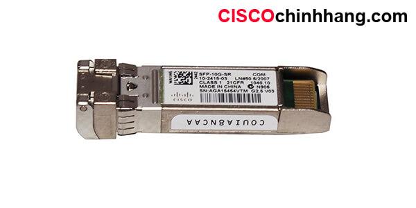 SFP-10G-SRCisco 10GBASE-SR SFP+ Module for MMF