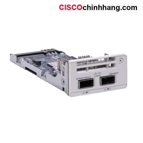 C9200-NM-2Q Catalyst 9200 2 x 40G Network Module