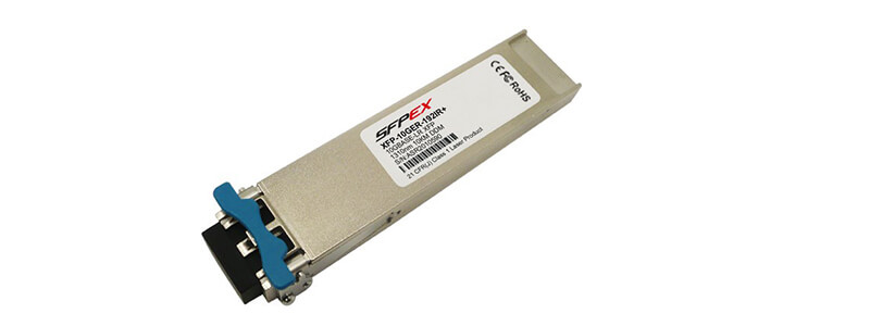 XFP-10GER-192IR +Cisco Multirate 10GBASE-ER/-EW and OC-192/STM-64 IR-2 XFP Module for SMF