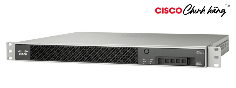 ASA5512-FPWR-K9 ASA 5512-X with FirePOWER Services, 6GE, AC, 3DES/AES, SSD
