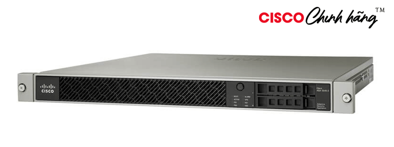ASA5545-FPWR-K9 ASA 5545-X with FirePOWER Services, 8GE, AC, 3DES/AES, 2SSD
