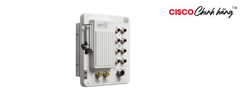 IE-3400H-24FT-E Catalyst IE3400 Heavy Duty w/ 24 FE M12 interfaces, IP67, NE