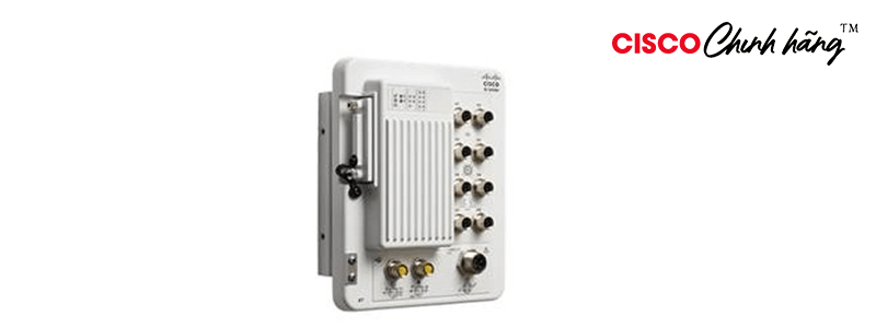IE-3400H-8FT-A Catalyst IE3400 Heavy Duty w/ 8 FE M12 interfaces, IP67, NA
