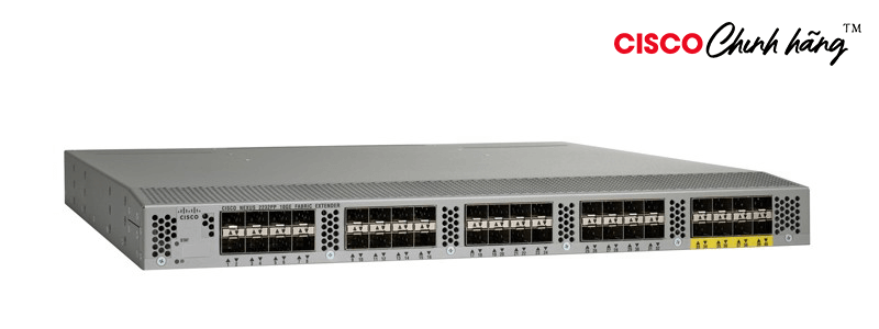N2K-C2232PP N2K-C2232PP-10GE (32x1/10GE+8x10GE), airflow/power option