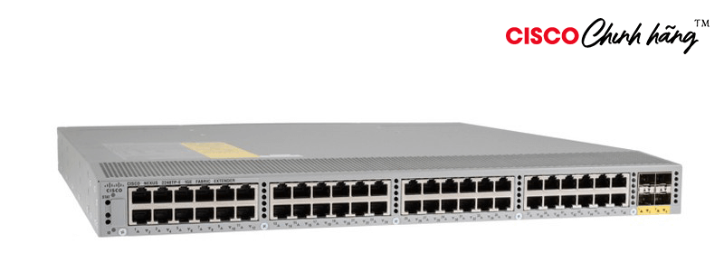 N2K-C2248TP-E N2K-C2248TP-E-1GE (48x100/1000-T+4x10GE), airflow/PS option