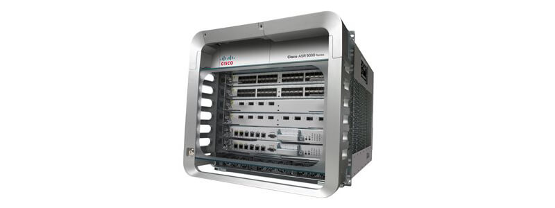 ASR-9006-AC Chassis