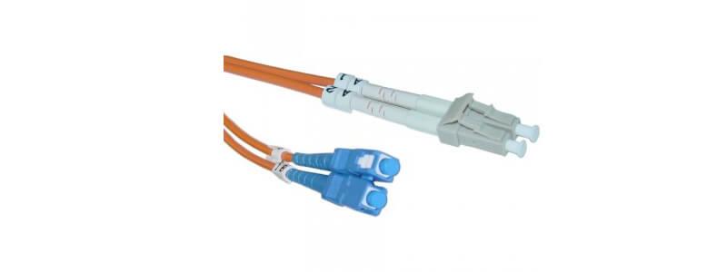 SC-LC-10-Meter-Multimode-Fiber-Optic-Cable