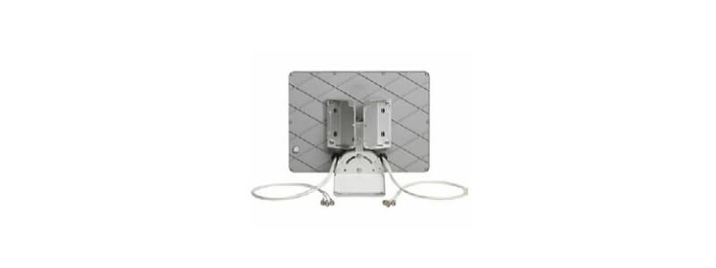 AIR-ANT25137NP-R4 2.4 GHz 13 dBi/5 GHz 7 dBi 11n Dual Band Patch Ant., Qty 4
