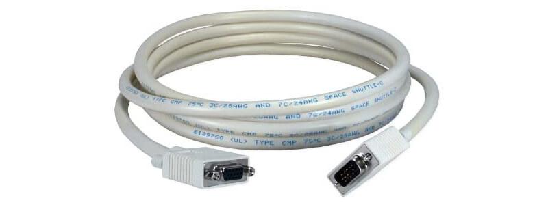 AIR-CAB005PL-R 5 ft low loss plenum cable, RP-TNC connectors