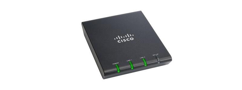 ATA187-I1-A Cisco ATA 187 Analog Telephone Adaptor