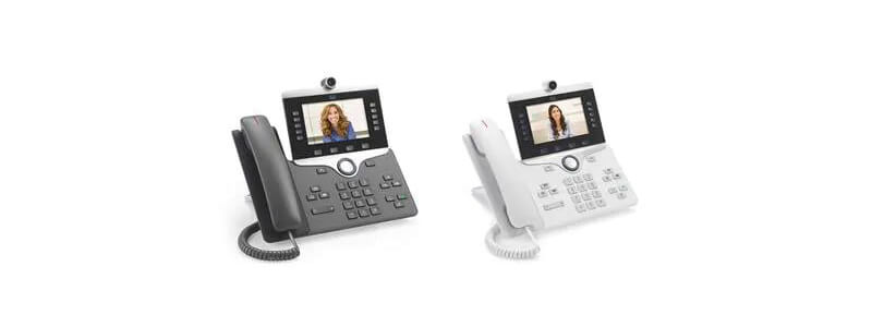 CP-8845-3PCC-K9 Cisco IP Phone 8845 with MPP Firmware