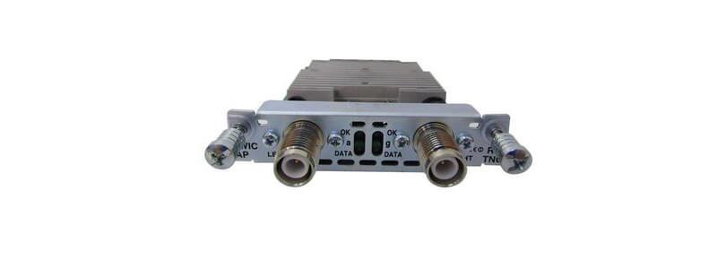 HWIC-AP-G-A AP HWIC w 2.4 Ghz Radio for 802.11 b/g Americas Cisco Router High-Speed WAN Interface card