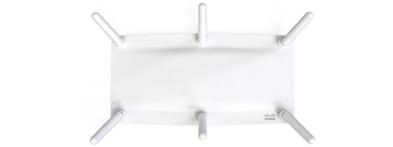 MR46E Cisco Meraki Wi-Fi 6 with Multigigabit Ethernet and external antennas