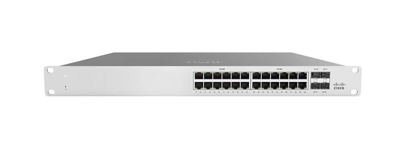 MS120-48-HW Meraki MS120-48 1G L2 Cloud Managed 48x GigE Switch