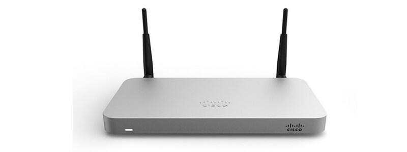 MX64W-HW Meraki MX64W Router/Security Appliance with 802.11ac