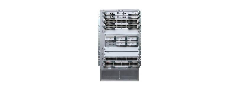N3K-C3408-RMK= 4 RU Rack Mount for the 8 slot 3408