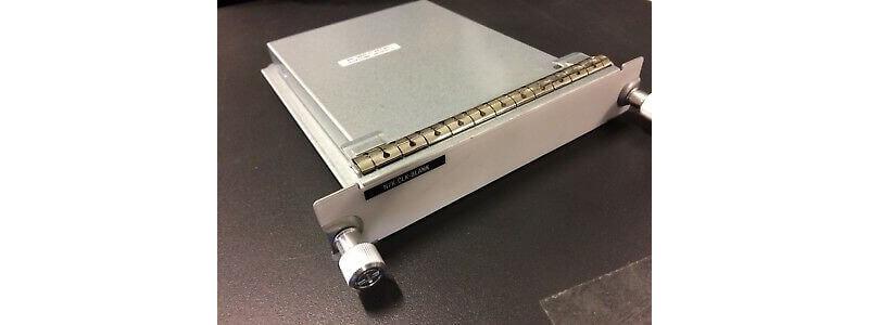 N7K-CLK-BLANK= Nexus 7000 Network Clock Module Blank