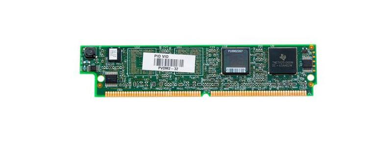 PVDM2-32 32-Channel Packet Voice/Fax DSP Module