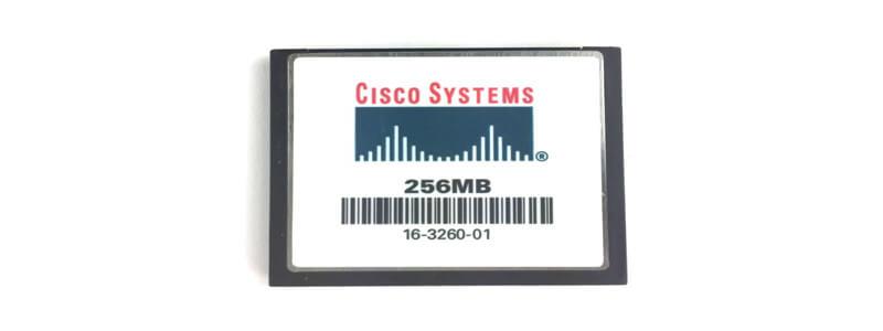 ASA5500-CF-256MB ASA 5500 Series Compact Flash, 256MB