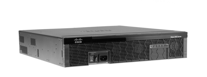 CISCO2911-V/K9Cisco 2911 Voice Bundle, PVDM3-16, UC License PAK, FL-CUBE5