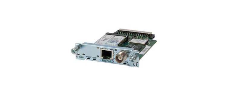HWIC-3G-GSM 3GWWAN HWIC-HSDPA/UMTS/EDGE/GPRS850/900/2100M