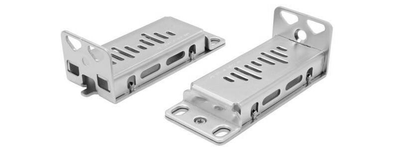 "RCKMNT-19-CMPCT= 19"" Rack Mount bracket for C1000, 3560-CX and 2960CX All 8/16 port models"