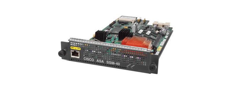 ASA-SSM-AIP-40-K9 ASA 5500 AIP Security Services Module-40