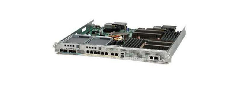 ASA-SSP-40-K8 ASA 5585-X Security Services Processor-40 with 6GE,4SFP+,DES