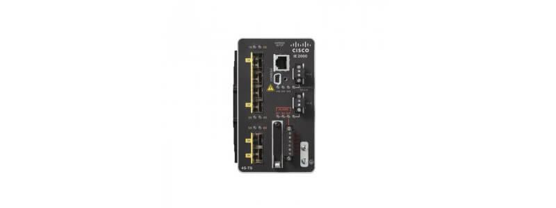 IE-2000-4T-GB - Dòng Ethernet 2000 công nghiệp