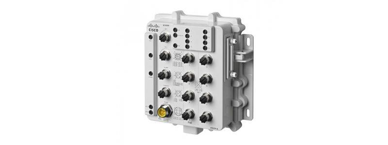 IE-2000-8T67P-GE - Dòng Ethernet 2000 công nghiệp