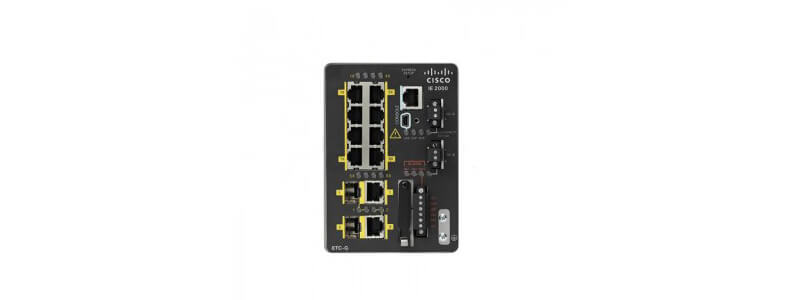 IE-2000-8TC-B - Dòng Ethernet 2000 công nghiệp
