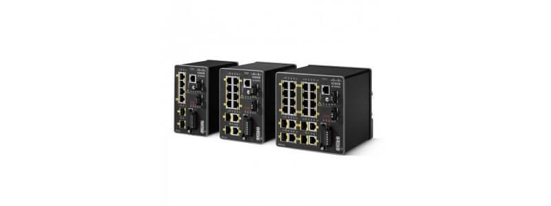IE-2000U-4TS-G - Dòng Ethernet 2000 công nghiệp