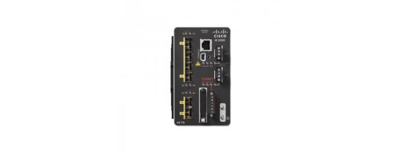 IE-2000U-4T-G - Dòng Ethernet 2000 công nghiệp