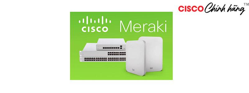 Cisco Meraki là gì