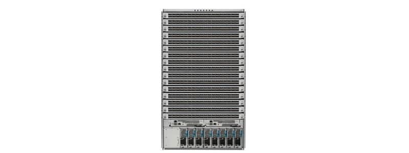 C1-N9K-C9516 Cisco ONE Nexus 9516 Chassis with 16 linecard slots
