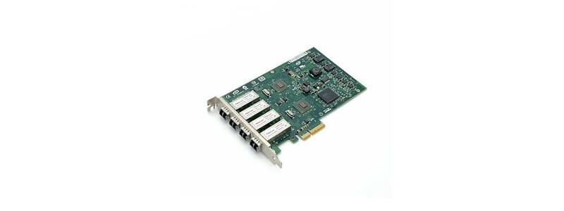 ASA5580-4GE-FI ASA 5580 4-Port Gigabit Ethernet Interface Card, SR, LC