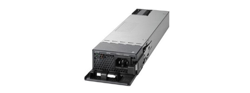 PWR-C1-1100WAC/2 1100W AC Config 1 Secondary Power Supply