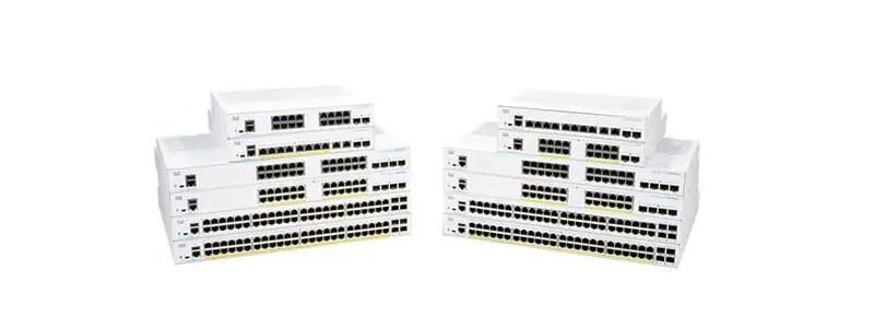 CiscoBộ chuyển mạch Business 350 Series